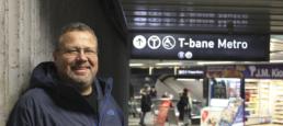 Erik Engen på Radio Metro