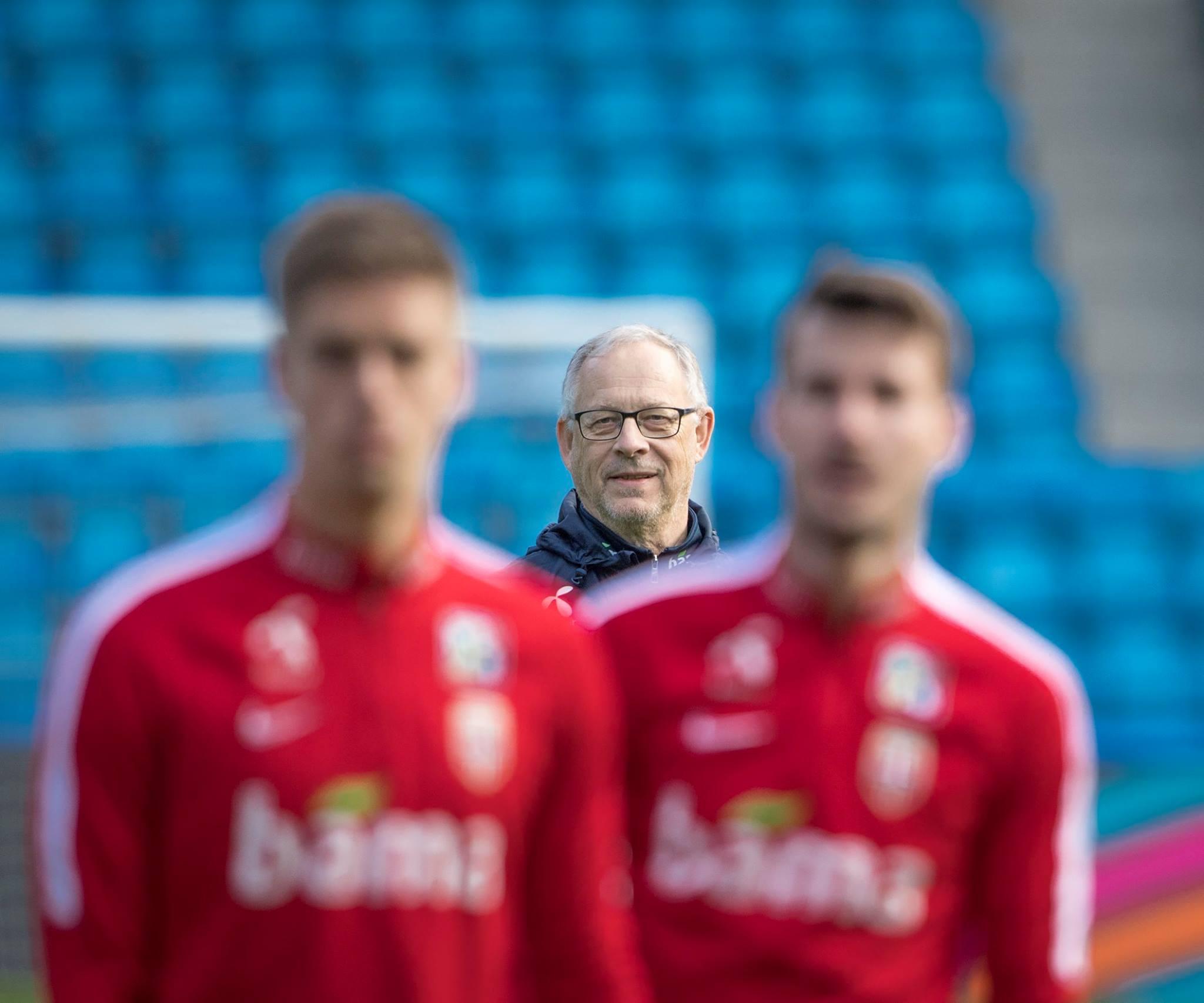 Lars Lagerbäck Norsk Landslag
