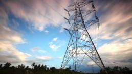 Strøm Elektrisitet Himmel