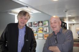 Anders Giæver og Hans-Olav Thyvold